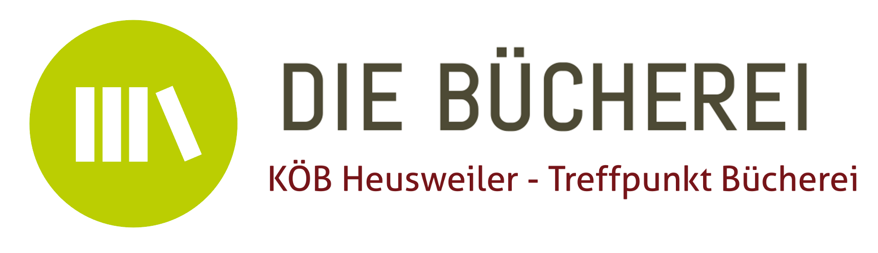Die BÜCHEREI Koeb-Heusweiler