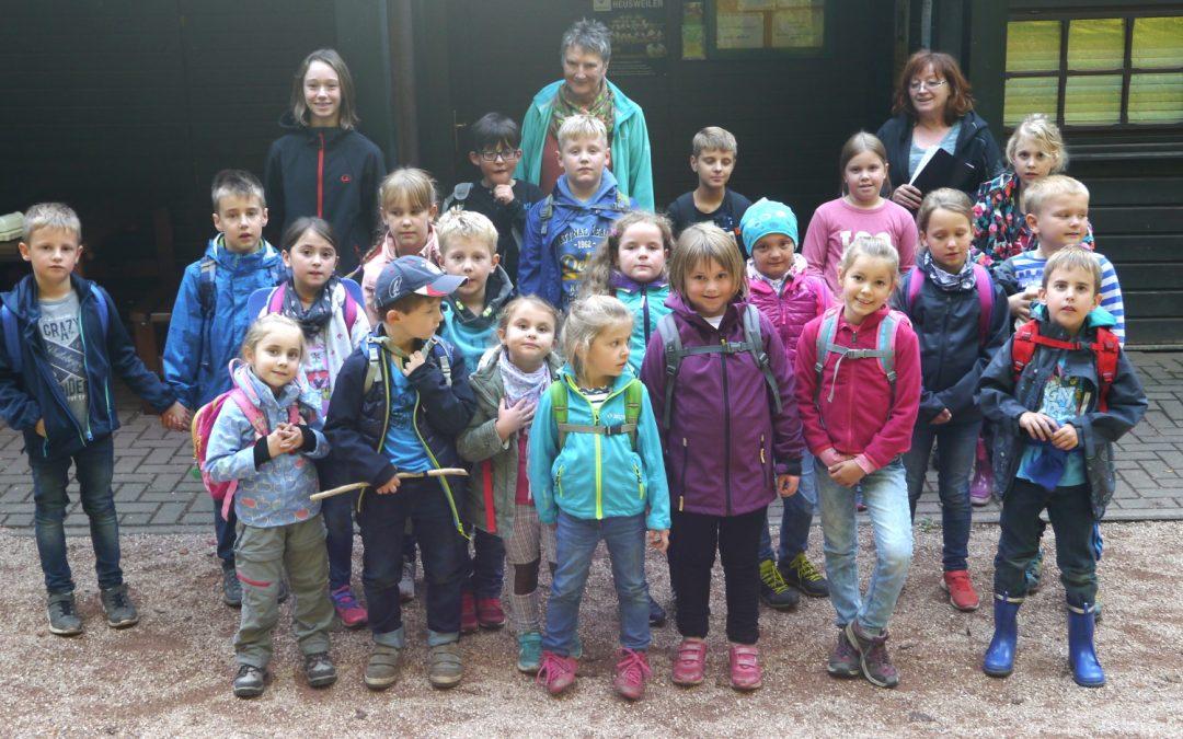 Herbstwanderung 2017 im Kallenborn